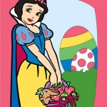 Snow white easter 1