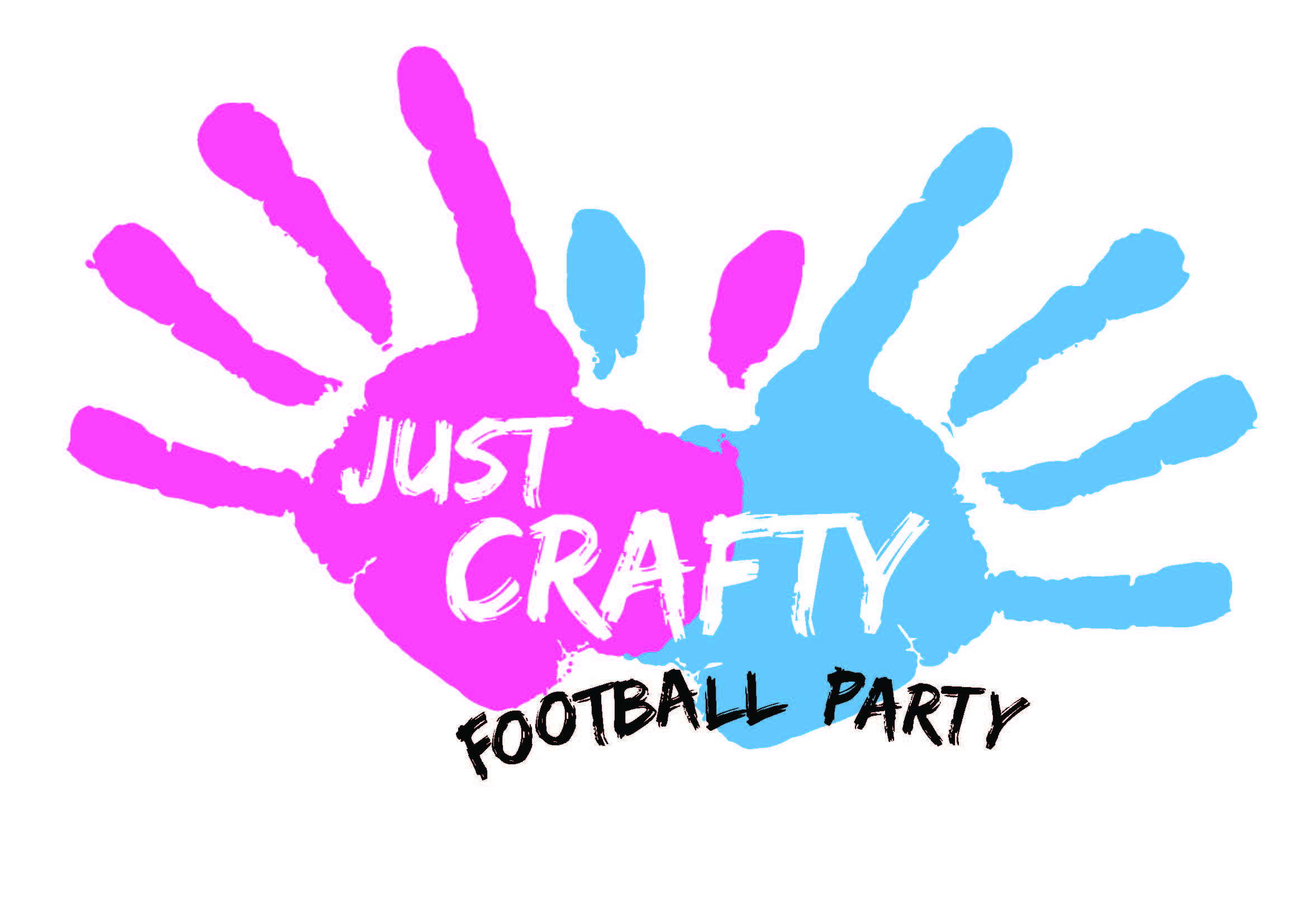justcrafty-football party